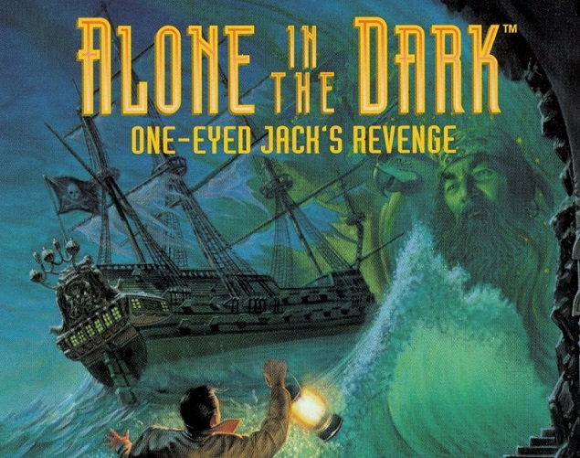 Alone In The Dark One Eyed Jack S Revenge Ps1fun Play Retro