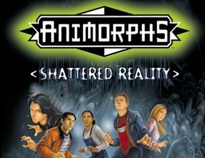 Animorphs - Shattered Reality