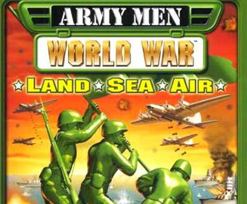 Army Men: World War: Land, Sea, Air