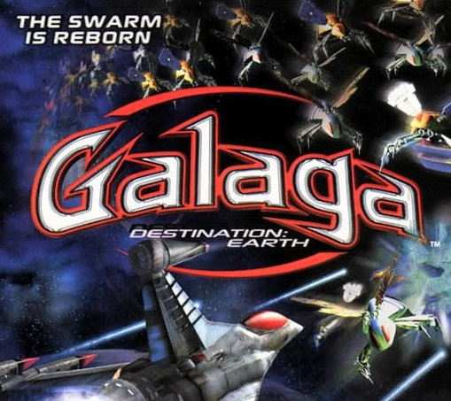 Galaga: Destination Earth