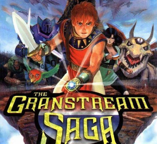Granstream Saga, The