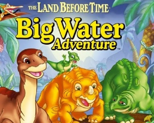 Land Before Time: Big Water Adventure