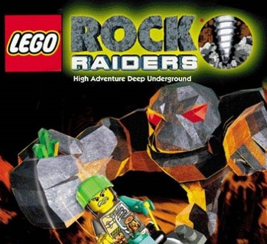 LEGO Rock Raiders | PS1FUN Play Retro Playstation PSX games online.