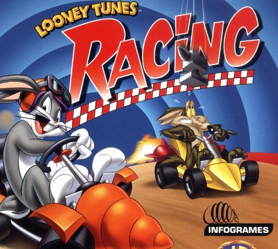 Looney tunes racing ps1fun play retro playstation psx games online looney tunes racing voltagebd Images