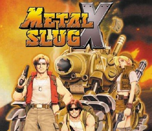 play metal slug game online