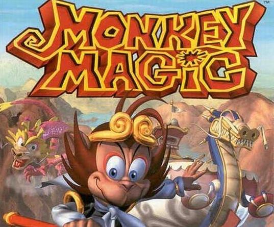 Monkey Magic Ps1fun Play Retro Playstation Psx Games Online