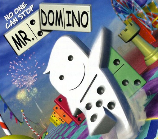 No One Can Stop Mr. Domino!
