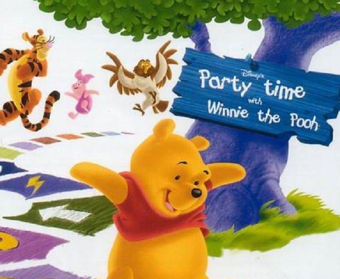 Disney's Pooh's Party Game: In Search of the Treasure