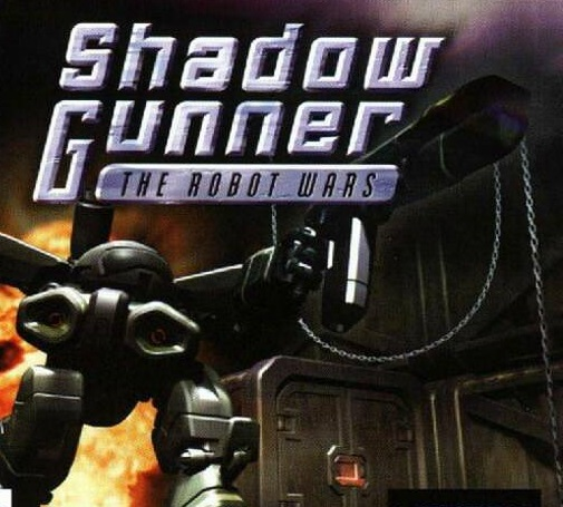 Shadow Gunner: The Robot Wars
