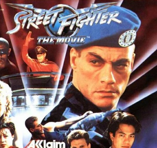 Street Fighter The Movie Ps1fun Play Retro Playstation Psx Games Online