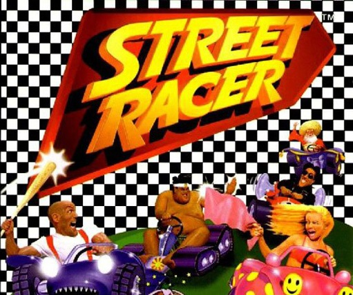 Street Racer | PS1FUN Play Retro Playstation PSX games online.