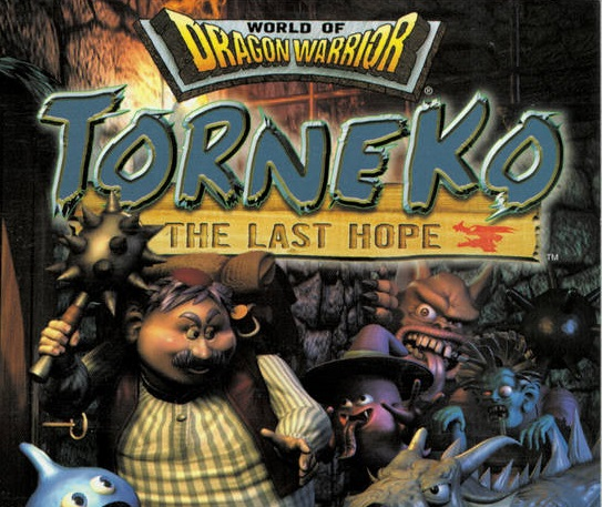 ​World of Dragon Warrior: Torneko: The Last Hope