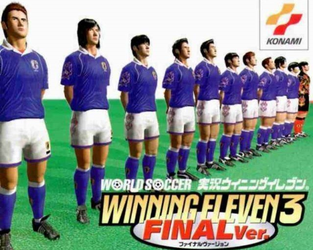 Winning Eleven 3: Final Version