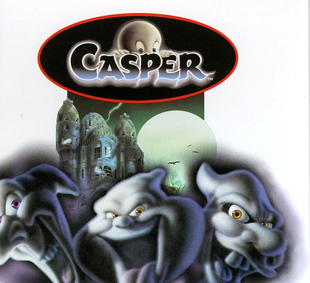 casper the friendly ghost games free