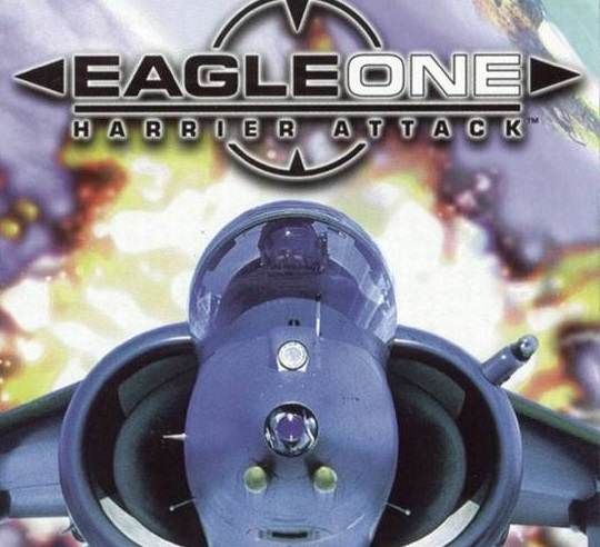 Eagle One: Harrier Attack