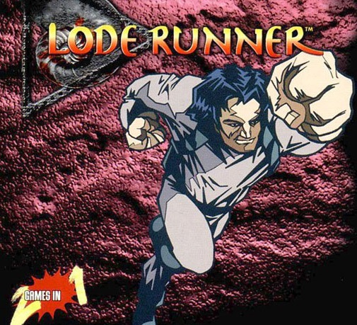Lode Runner | PS1FUN Play Retro Playstation PSX games online.