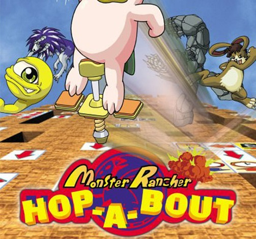 Monster Rancher Hop-A-Bout