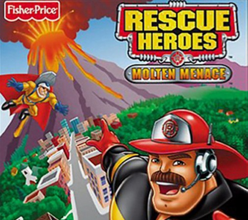 Rescue Heroes: Molten Menace