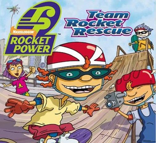 rocket power team rocket rescue ps1fun play retro playstation psx