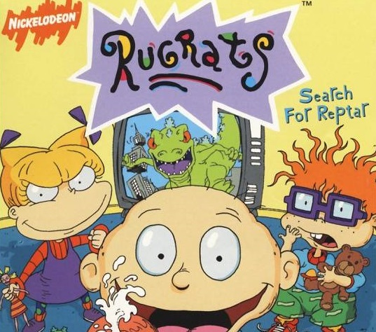 Rugrats: Search for Reptar | PS1FUN Play Retro Playstation ...