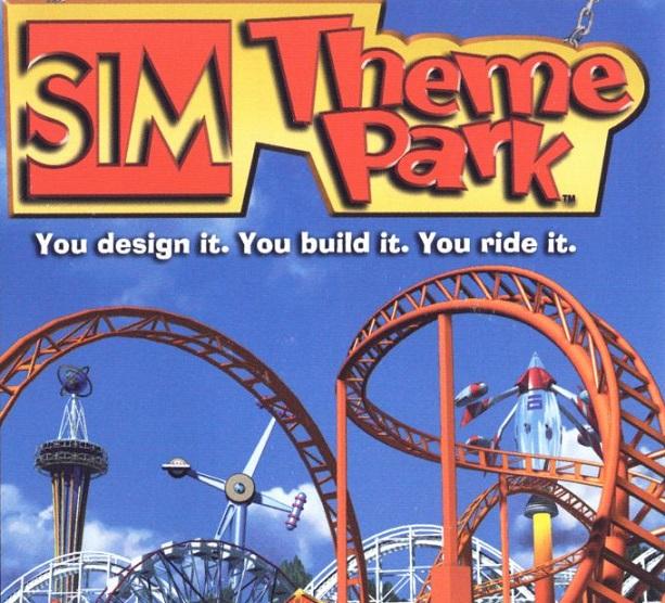 играть theme park онлайн