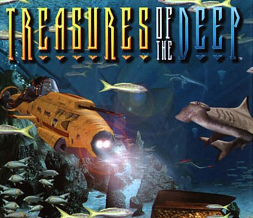 Treasures Of The Deep